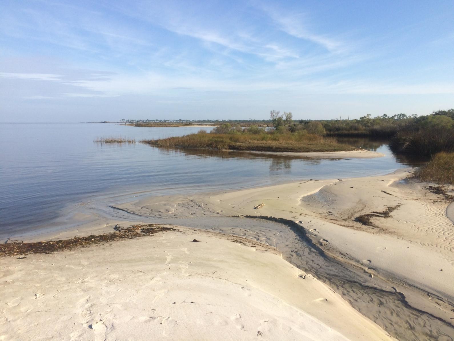 Bon Secour Bay, Alabama