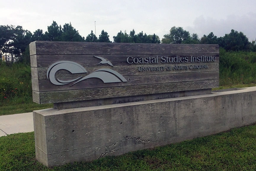Last week, I gave a presentation at a shellfish aquaculture workshop at the University of North Carolina Coastal Studies Institute in Wanchese, N.C.