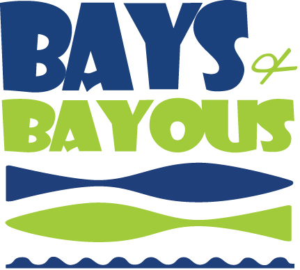 Bays and Bayous logo
