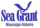 MS-AL Sea Grant logo blue